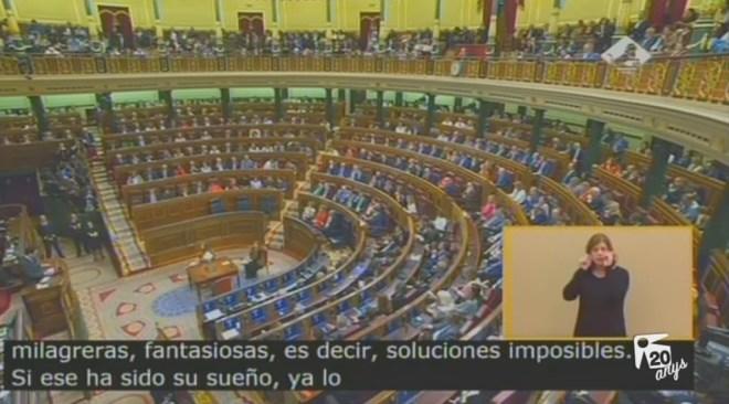 31/10 Mariano Rajoy torna a ser president