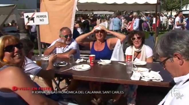 29/10 Eivissa en Festes - Jornada Gastronomica del Calamar Sant Carles