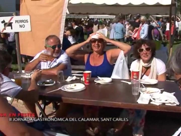 29/10 Eivissa en Festes – Jornada Gastronomica del Calamar Sant Carles