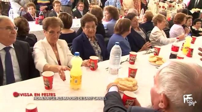 01/11 Eivissa en Festes - Homenatge als majors de Sant Carles