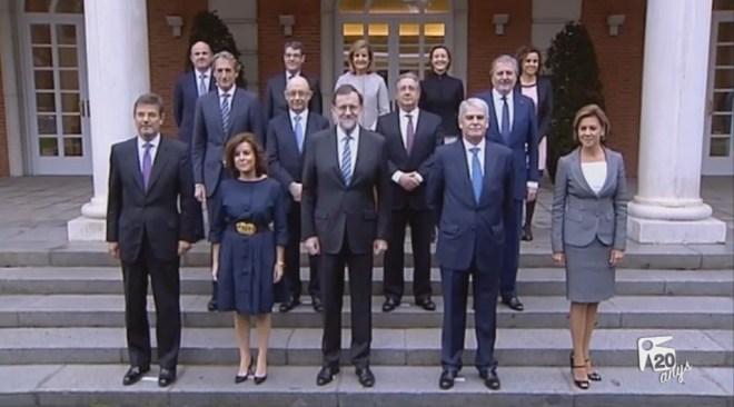 04/11 Reaccions al nou govern de Rajoy