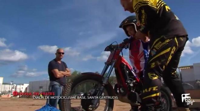 14/11 Eivissa en Festes: Diada de motociclisme base, Santa Gertrudis