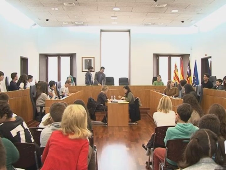 17/11 Els joves de Vila proposen alternatives al 'botellot'