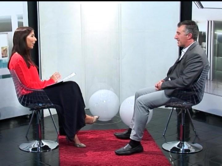 22/11 L'Entrevista: Alfonso Rojo, President de la PIMEEF