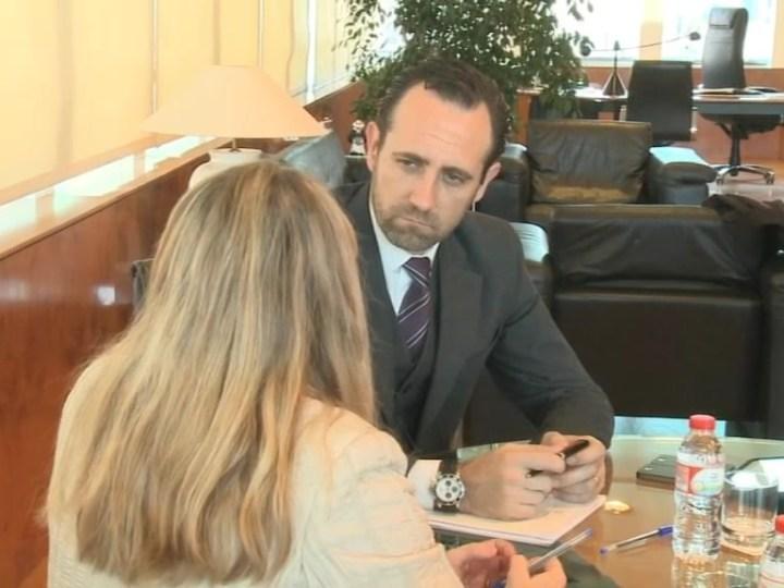 21/11 Bauzá vol tornar i el PP d'Eivissa ho ha sabut per la premsa
