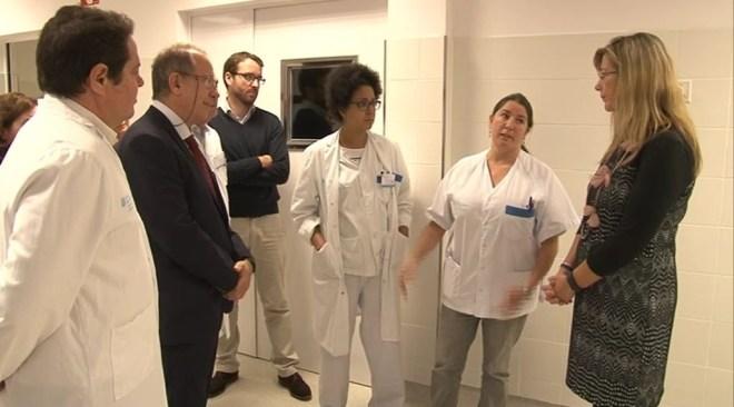 23/11 Nou servei de detecció del gangli Centinela a Can Misses