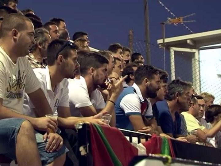 28/11 L'accés al camp del Formentera es farà a peu