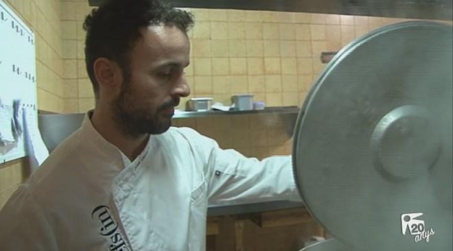 En José Miguel Bonet, del Restaurant Es Ventall, opta al 'Madrid Fusión'
