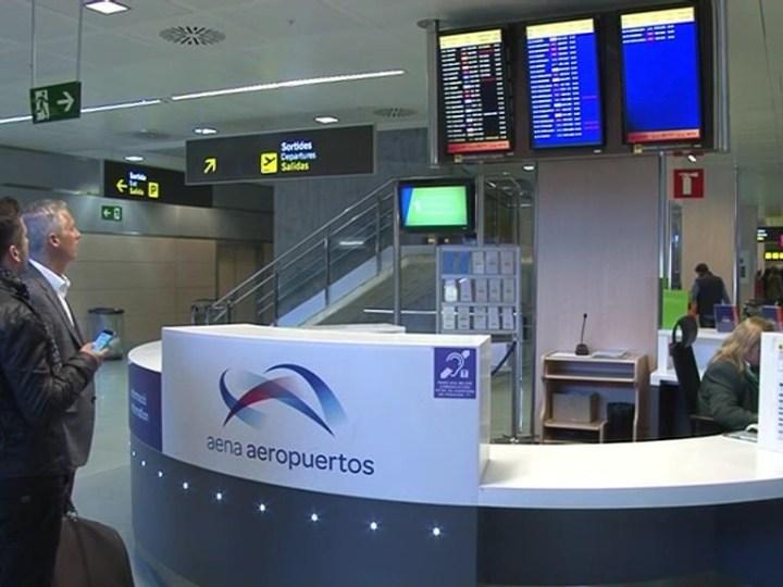 26/04 El Govern Balear no vol que s'incrementin les operacions a l'aeroport d'Eivissa aquest estiu