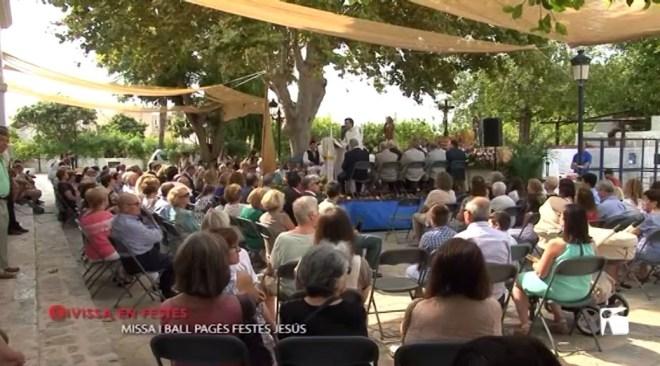 08/09 Eivissa en festes - Missa i ballada festes de Jesús