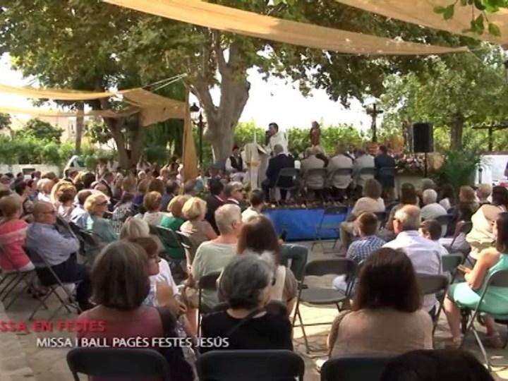 08/09 Eivissa en festes – Missa i ballada festes de Jesús