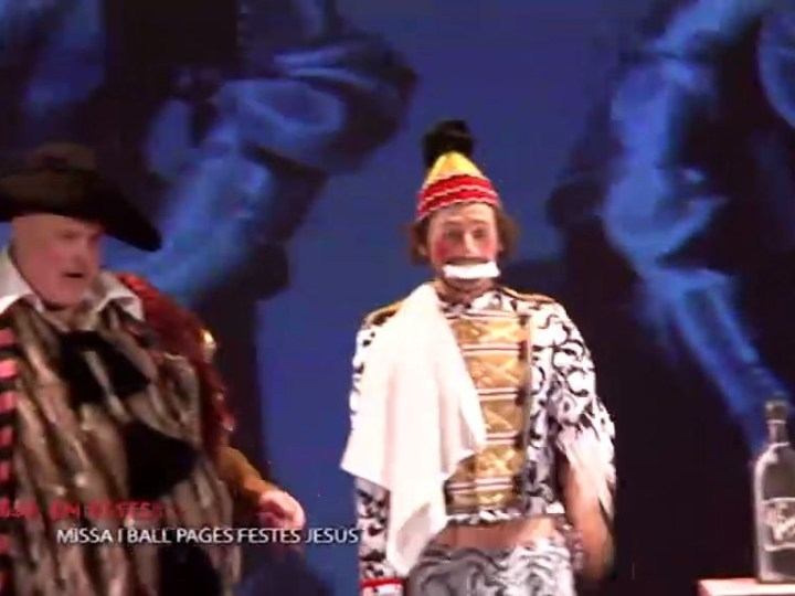 12/09 Eivissa en festes – Falstaff opera al Palau de Congressos