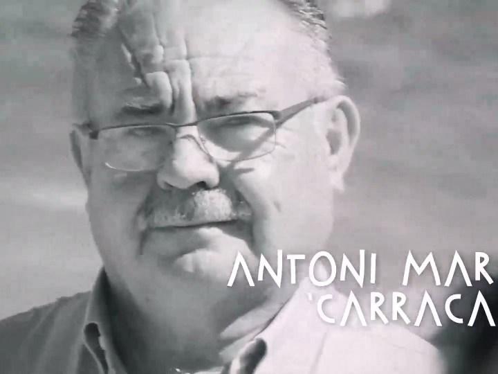 24/09 Sardinas Negras: Antoni Marí Carraca