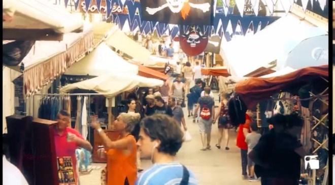 28/09 Eivissa en festes - Fira Medieval Marinera