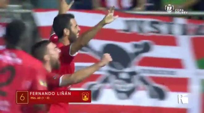 26/10 Liñán, home gol per un dia