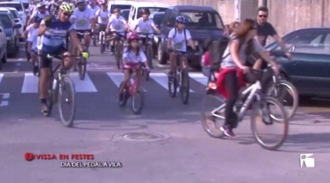 05/11 Eivissa en festes - Dia del pedal a Vila