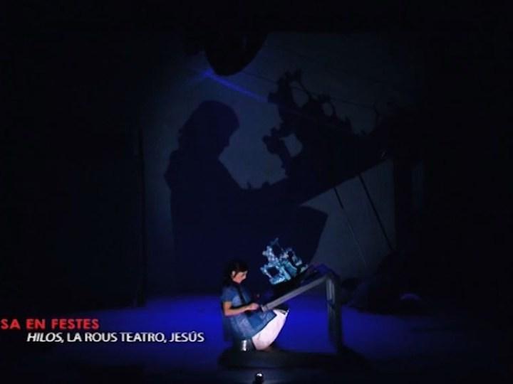 12/11 Eivissa en festes – Hilos teatre a Jesús