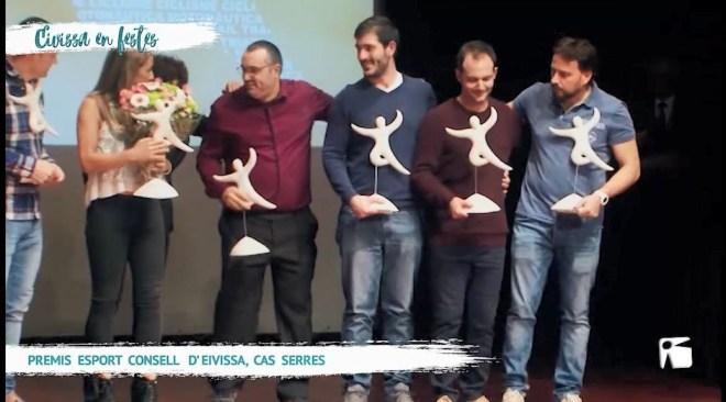 21/12 Eivissa en festes – Premis esports del Consell d'Eivissa