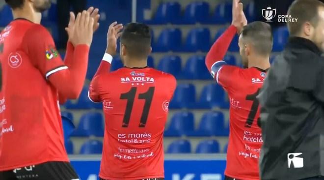 11/01 S'acaba el somni de Copa del Rey del Formentera