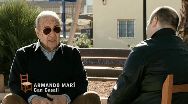 16/02 Sa Cadira des Majors: Armando Marí de 'Can Casalí'