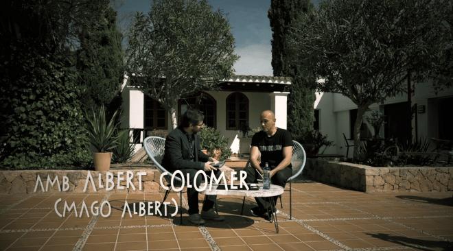 18/03 Sardinas Negras: Albert Colomer (Mago Albert)