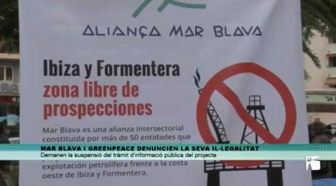 16/05 Denuncien irregularitats en el projecte de prospeccions.
