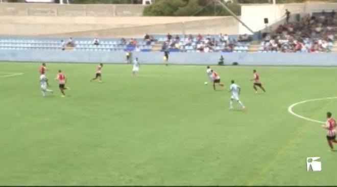 29/05 La UD Eivissa passa de ronda i disputarà la segona eliminatòria contra el Getafe B.