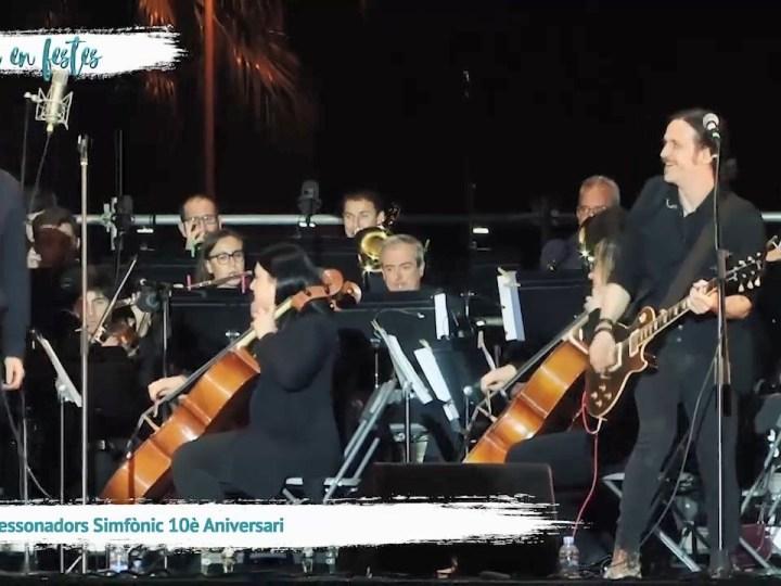 07/05 Eivissa en Festes – Concert Ressoandors Simfònic 10è Aniversari