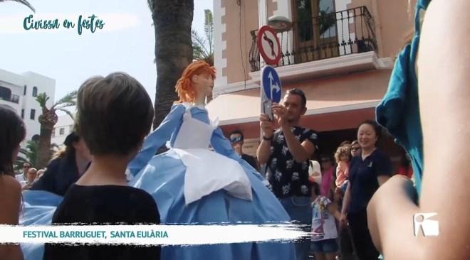 28/05 Eivissa en Festes: Festival Barruguet a Santa Eulària