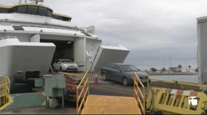 13/06 Els residents d'Eivissa disposaran d'una quota d'entrada de vehicles a Formentera.