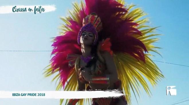 18/06 Eivissa en Festes: Ibiza gay pride 2018