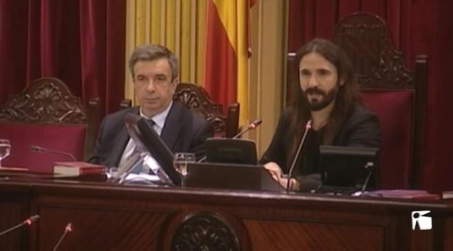 13/06 El parlament Balear aprova la llei òmnibus.