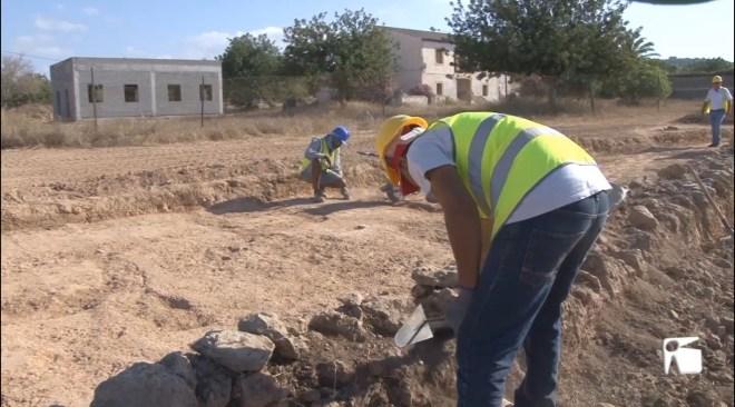 05/07 Primeres troballes arqueològiques a la futura variant de Jesús