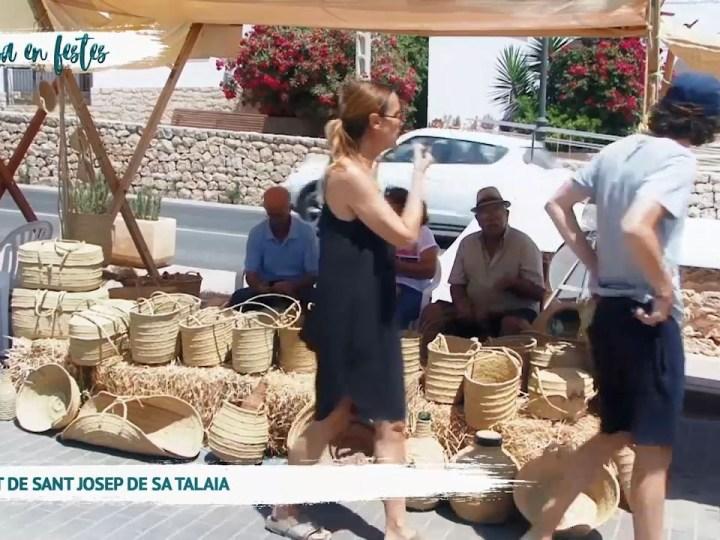 14/07 Eivissa en Festes – Mercat de Sant Josep de Sa Talaia