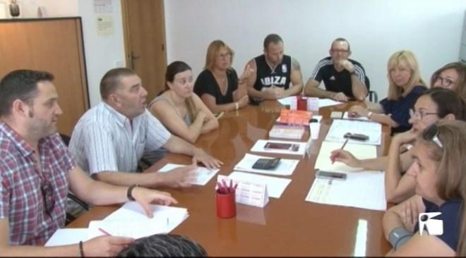 17/07 CCOO denuncia la contractació de treballadors eventuals per suplir el personal de seguretat de l'aeroport d'Eivissa
