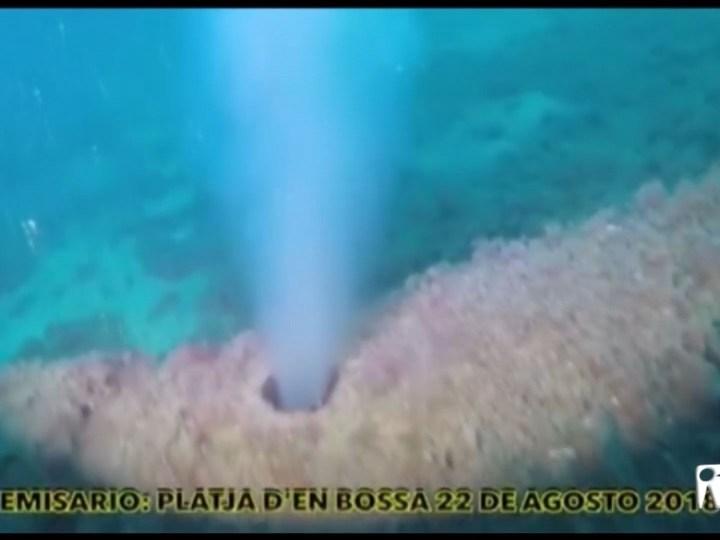 06/09 L'Aliança per l'Aigua denuncia l'emissari de Can Bossa