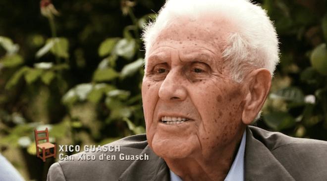 18/10 Sa Cadira des Majors: Xico Guasch