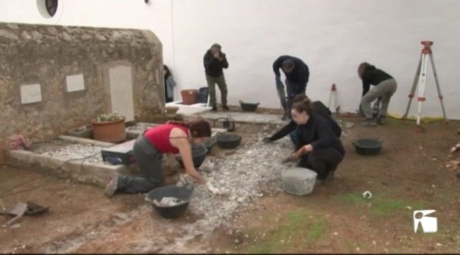 06/11 Primera exhumació d'una fossa comuna a Eivissa