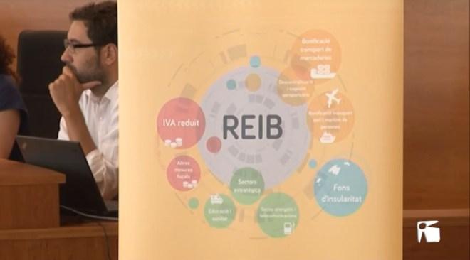 02/11 El PSIB confia en què el REB s'aprovarà al novembre
