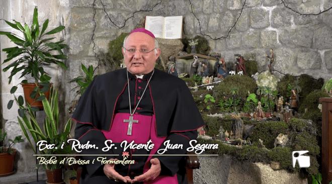 Missatge de Nadal 2018 de Vicente Juan Segura, Bisbe d'Eivissa i Formentera.