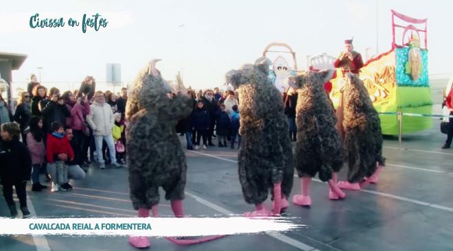05/01 Eivissa en Festes - Cavalcada Reial a Formentera