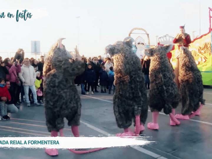 05/01 Eivissa en Festes – Cavalcada Reial a Formentera
