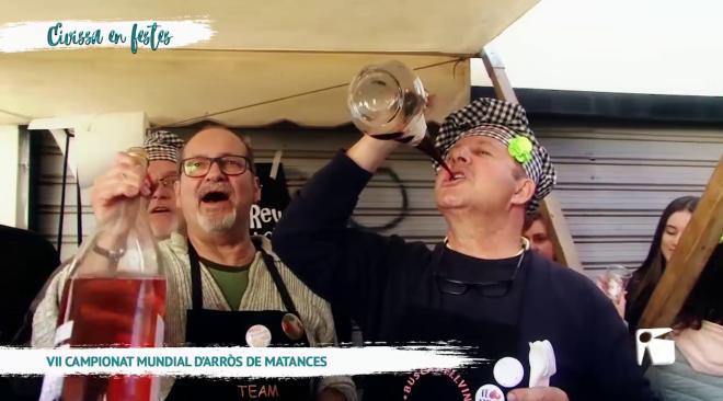 19/01 Eivissa en Festes - VII campionat mundial d'arròs de matances