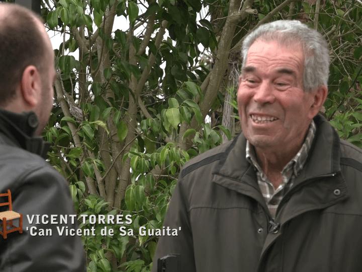 24/01 Sa cadira des majors: Vicent Torres 'Can Vicent de Sa Guaita'