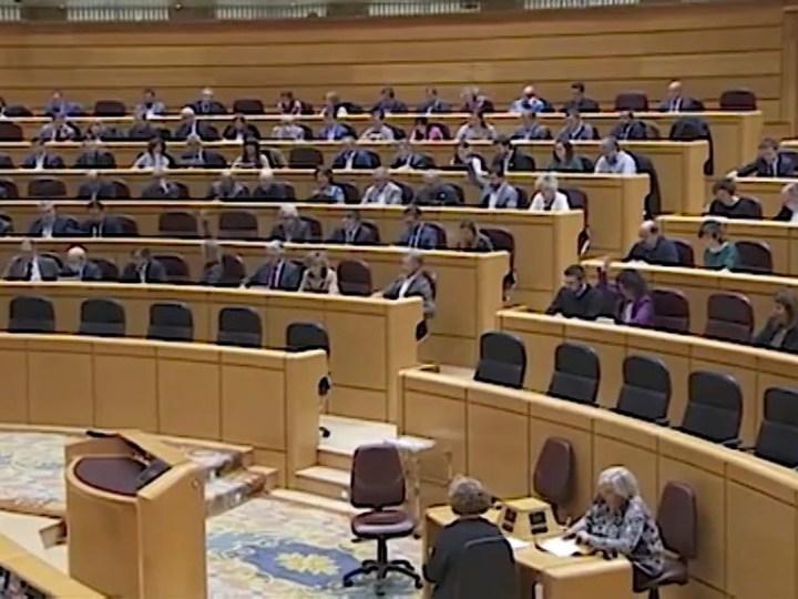 20/02 El Senat endureix les penes pels responsables d'accidents mortals per imprudència