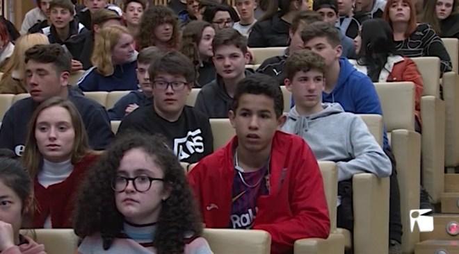21/02 400 alumnes participen a una jornada d'orientació laboral i acadèmica
