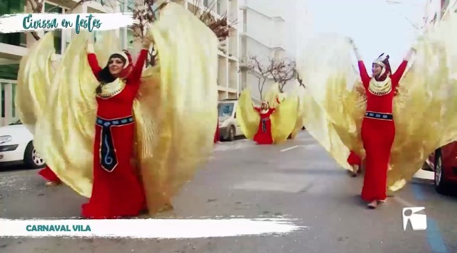 06/03 Eivissa en festes - Carnaval de Vila