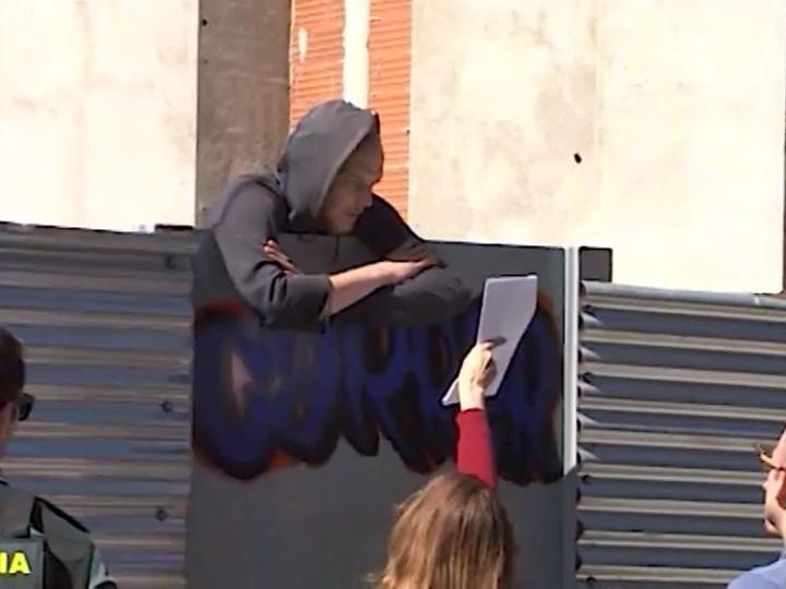 25/03/2019 Desallotgen 15 okupes a Sant Antoni