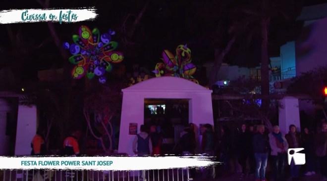 26/03/2019 Eivissa en Festes – Flower Power a Sant Josep