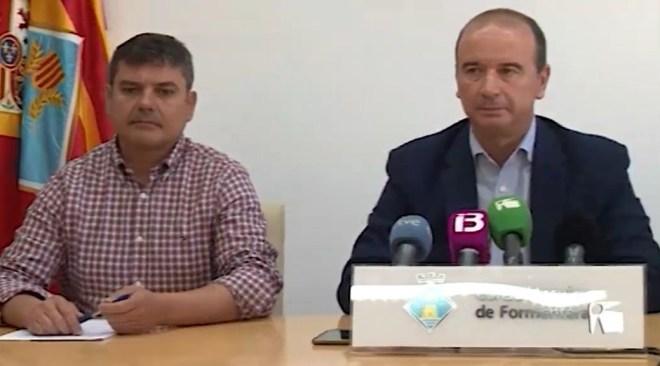 26/03/2019 Jaume Ferrer es defensa de les acusacions de Leo Stober pel 'Cas Punta Prima'